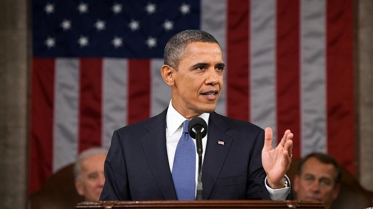 オバマ大統領の画像