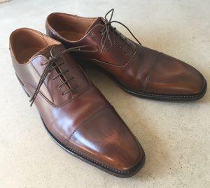 リーガルのかっこいい革靴画像