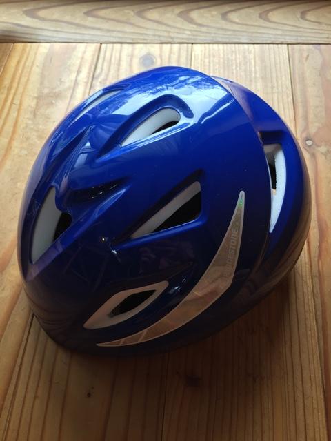 ヘルメット外観